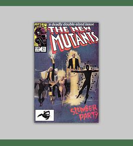 New Mutants 21 1984