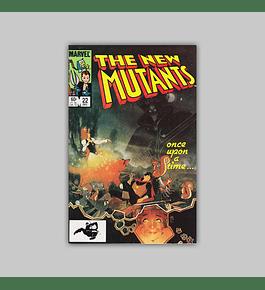 New Mutants 22 1984