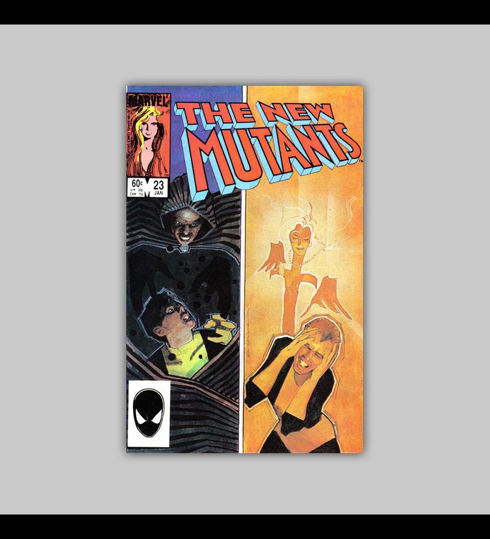 New Mutants 23 1985