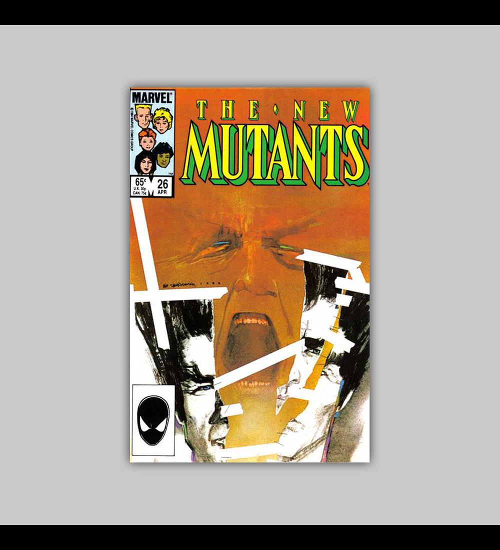 New Mutants 26 1985