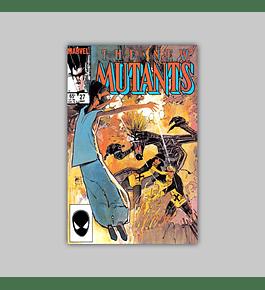 New Mutants 27 1985