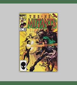 New Mutants 30 1985