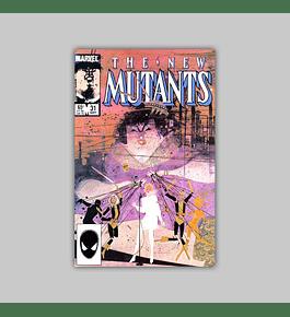 New Mutants 31 1985