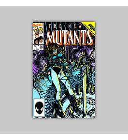 New Mutants 36 1986