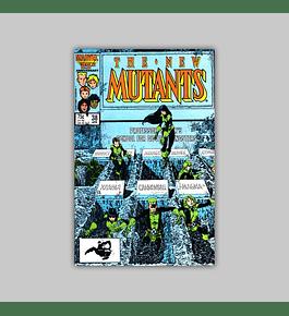 New Mutants 38 1986