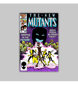 New Mutants 49 1987