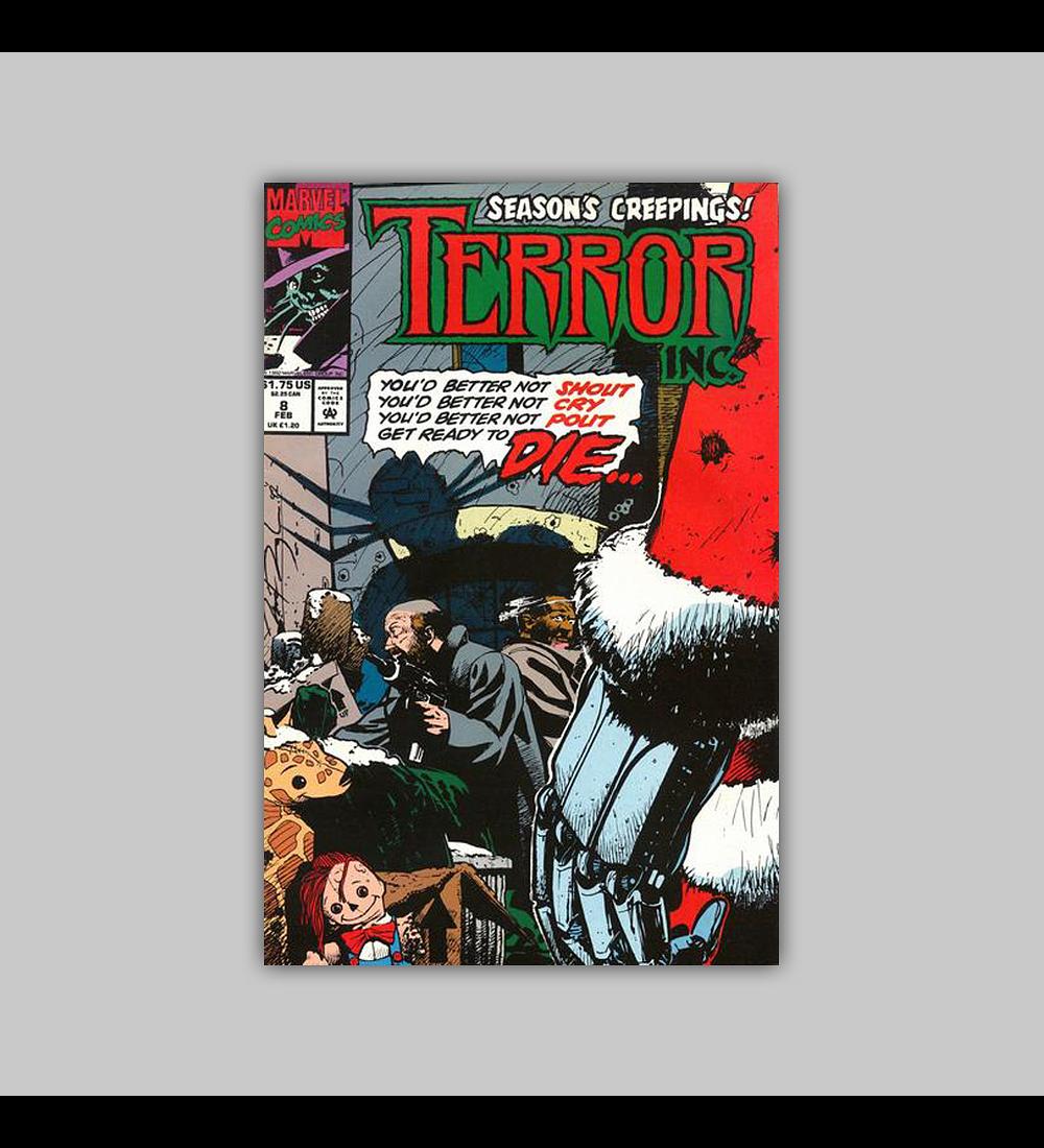 Terror Inc. 8 1993