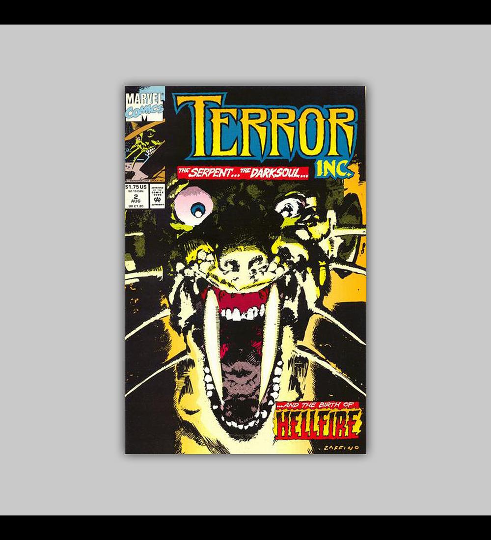 Terror Inc. 2 1992