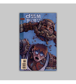 Doom Patrol 72 1993