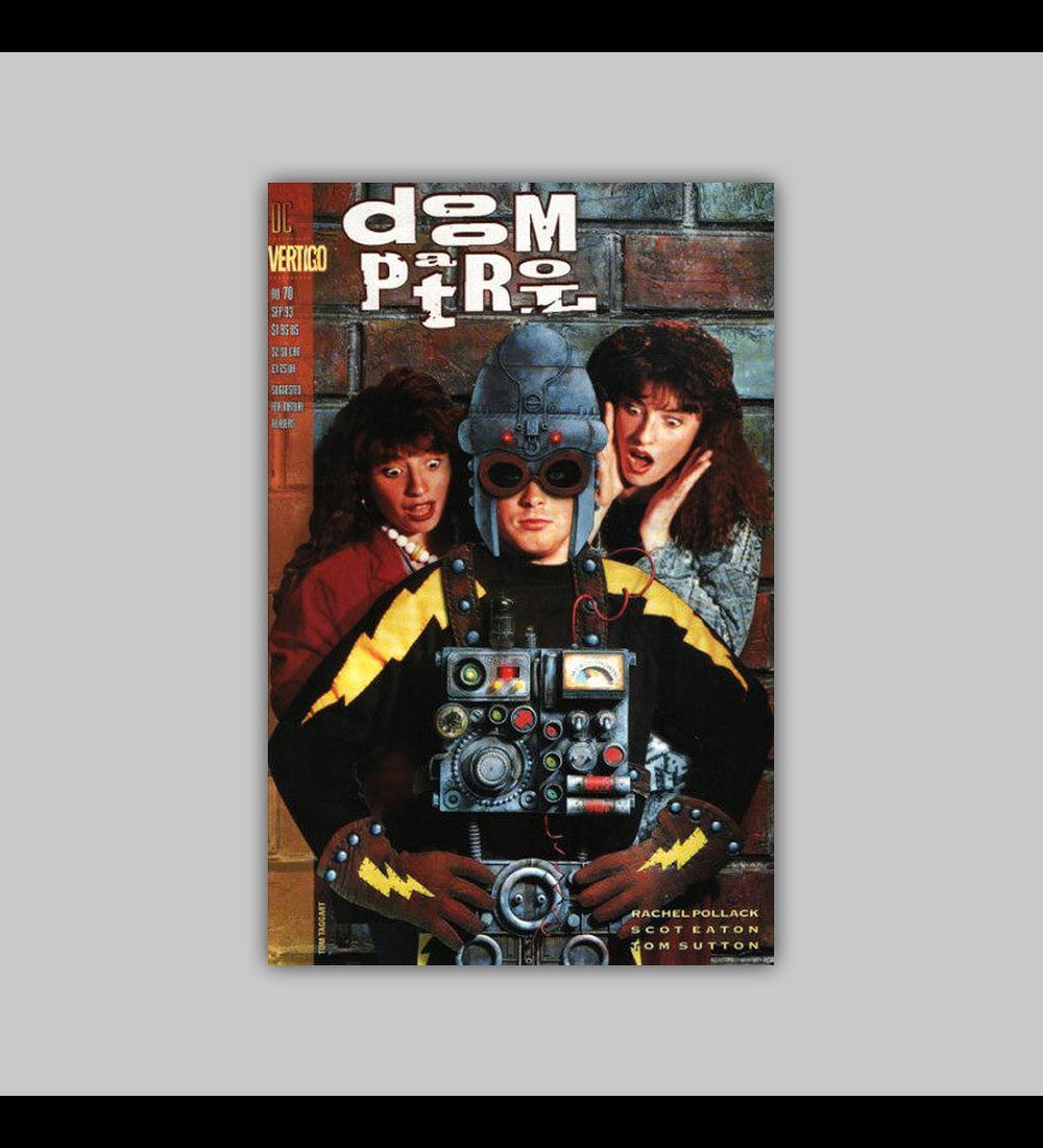 Doom Patrol 70 1993