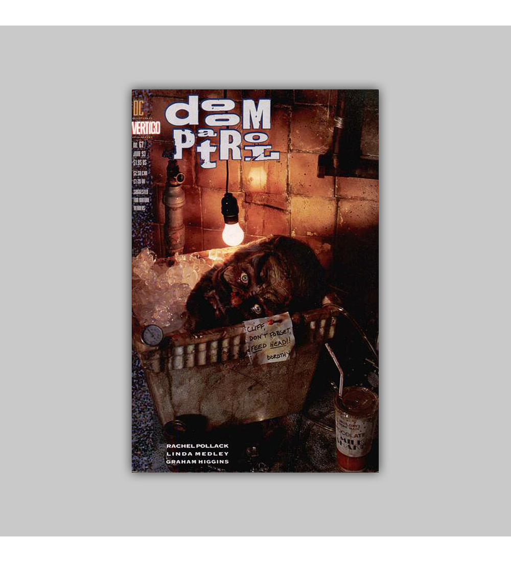 Doom Patrol 67 1993