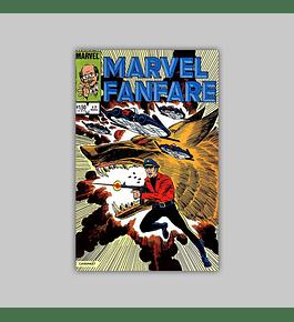Marvel Fanfare 17 1984