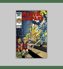 Marvel Fanfare 26 1986