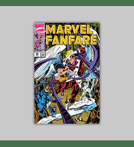 Marvel Fanfare 50 1990