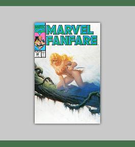 Marvel Fanfare 59 1991