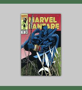 Marvel Fanfare 60 1991