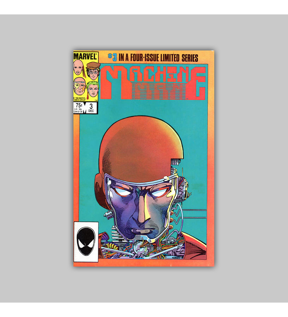 Machine Man 3 1984