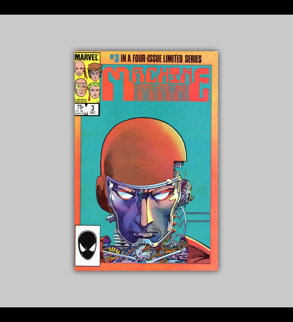 Machine Man 3 1984