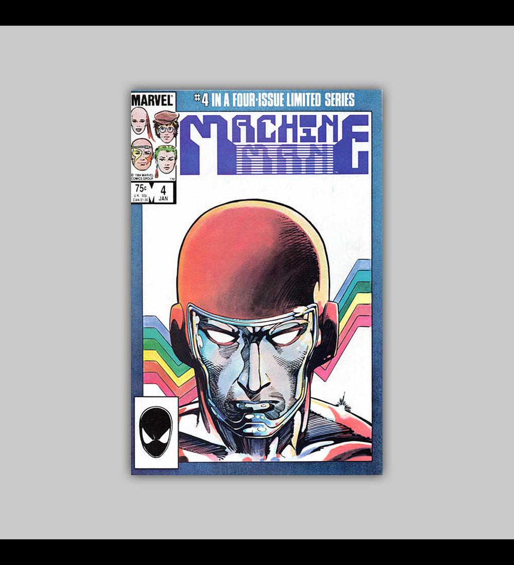 Machine Man 4 1985