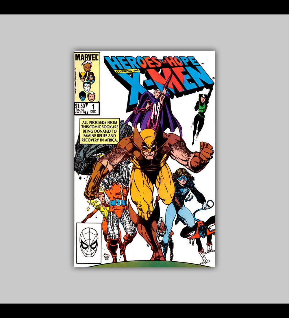 Heroes For Hope: X-Men 1985