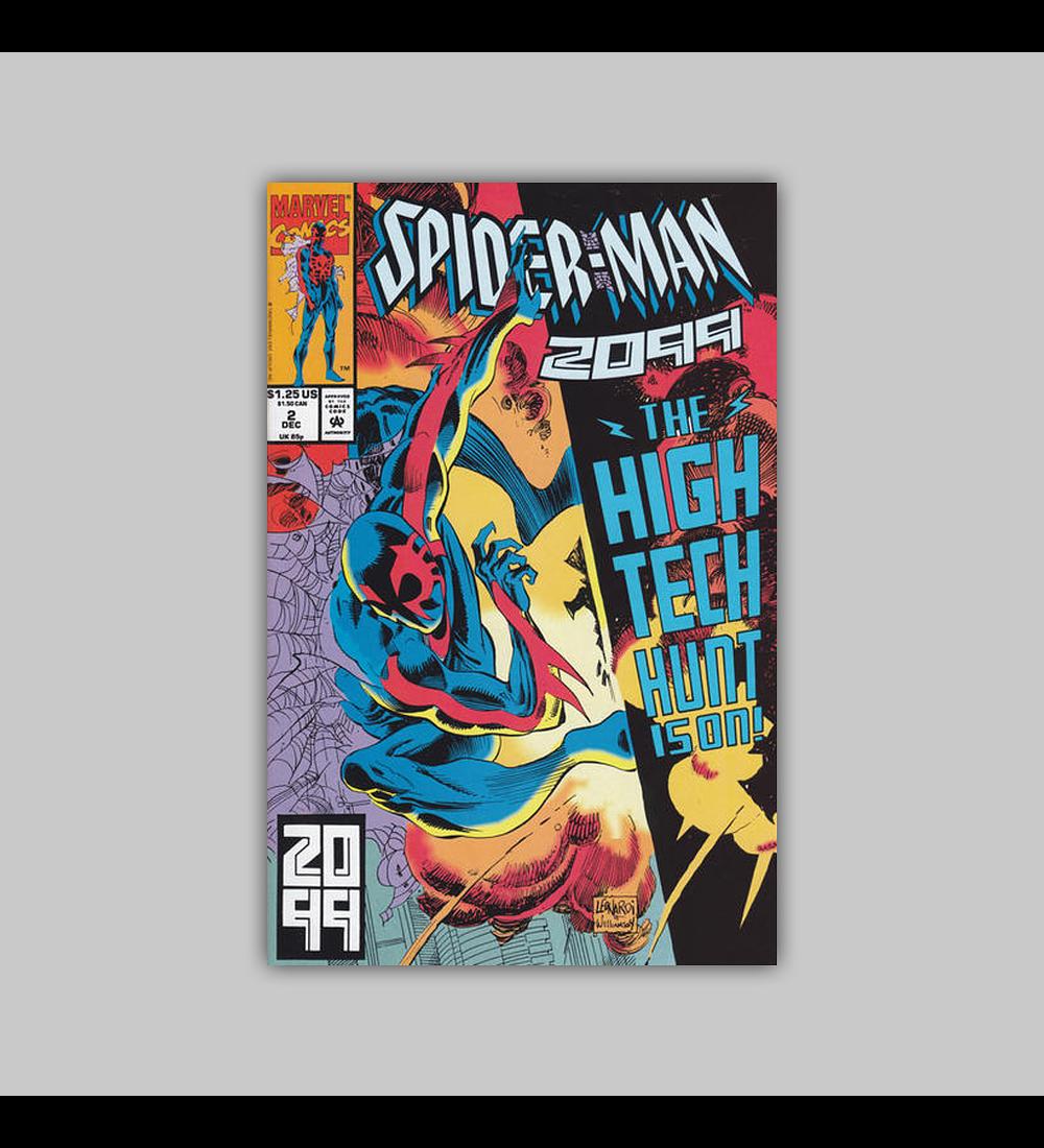 Spider-Man 2099 2 1992