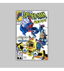Spider-Man 2099 4 1993
