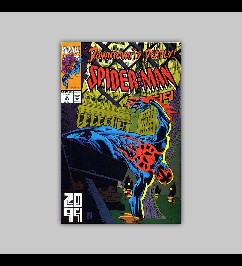 Spider-Man 2099 6 1993