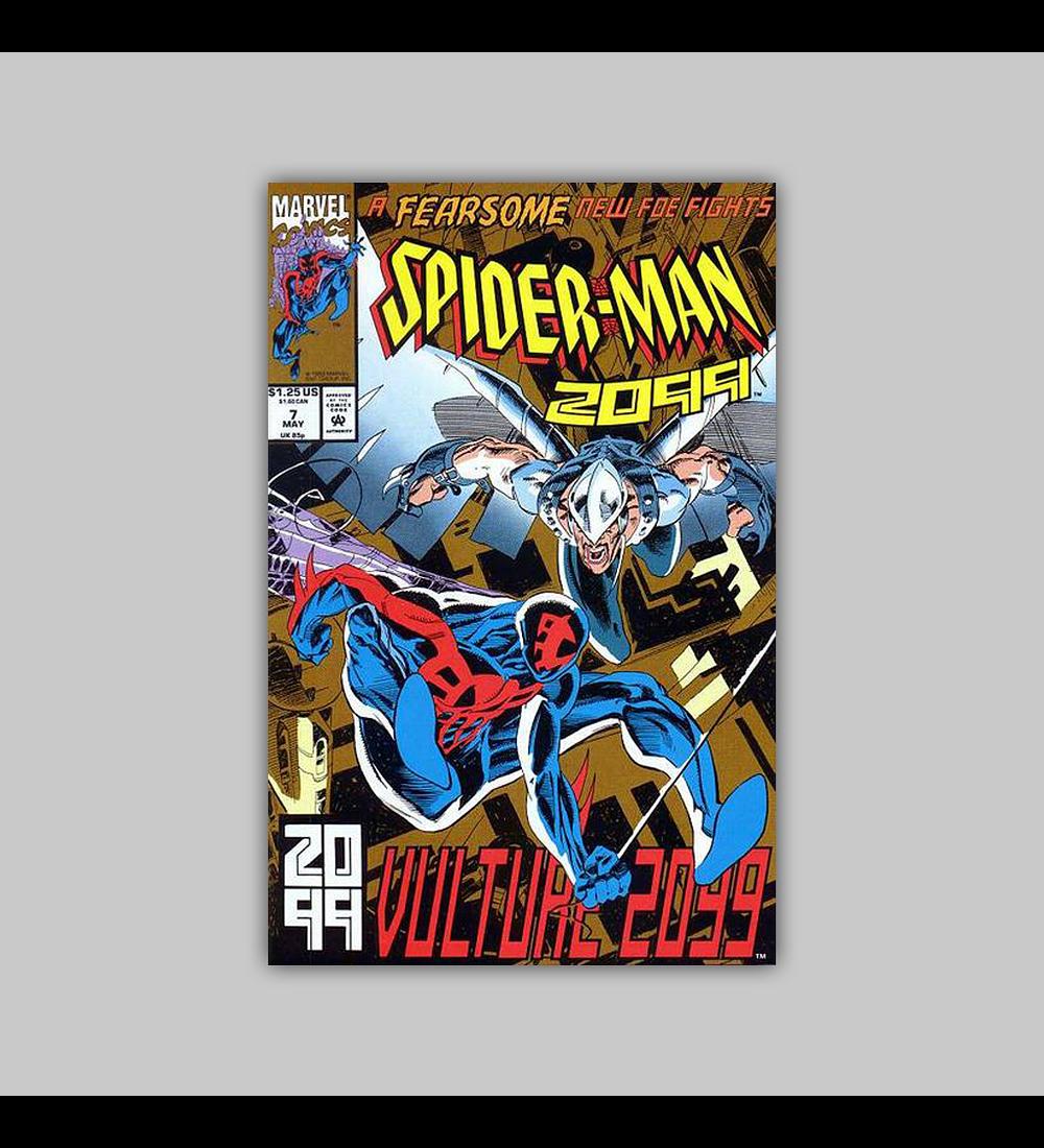 Spider-Man 2099 7 1993
