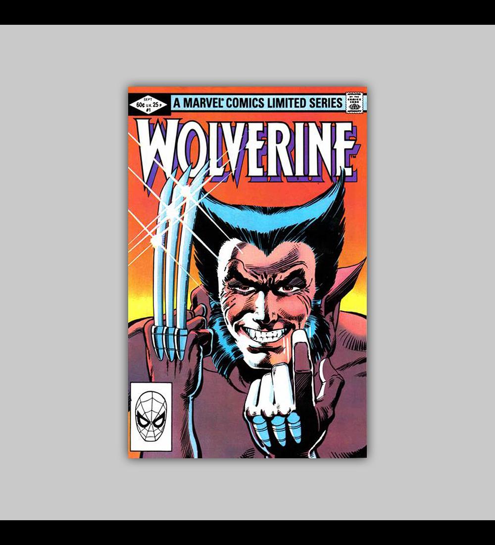 Wolverine 1 1982