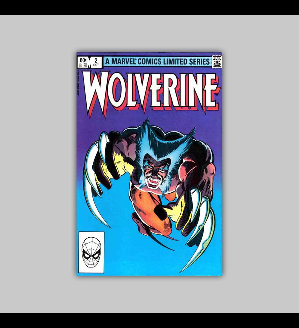 Wolverine 2 1982
