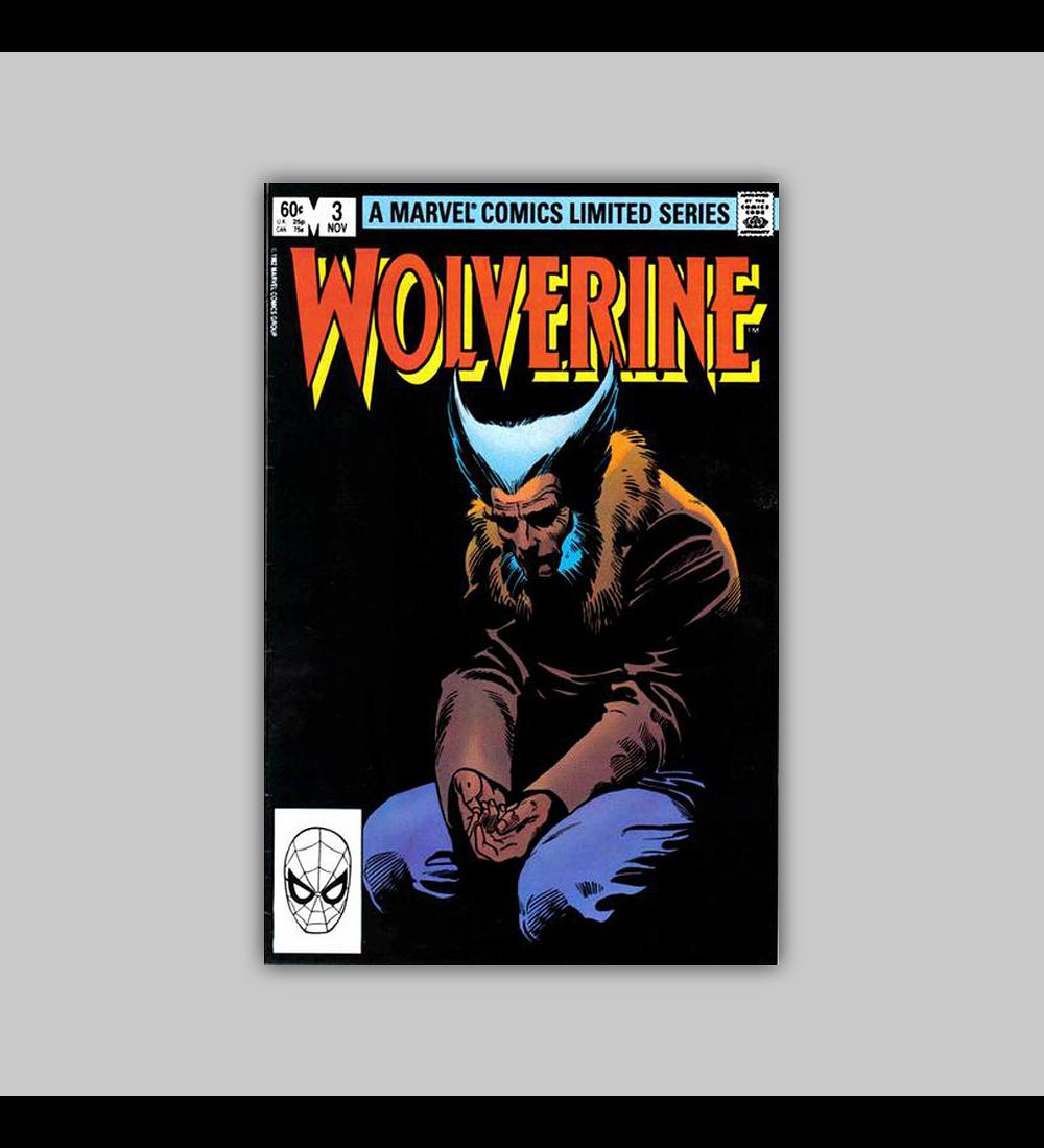 Wolverine 3 1982