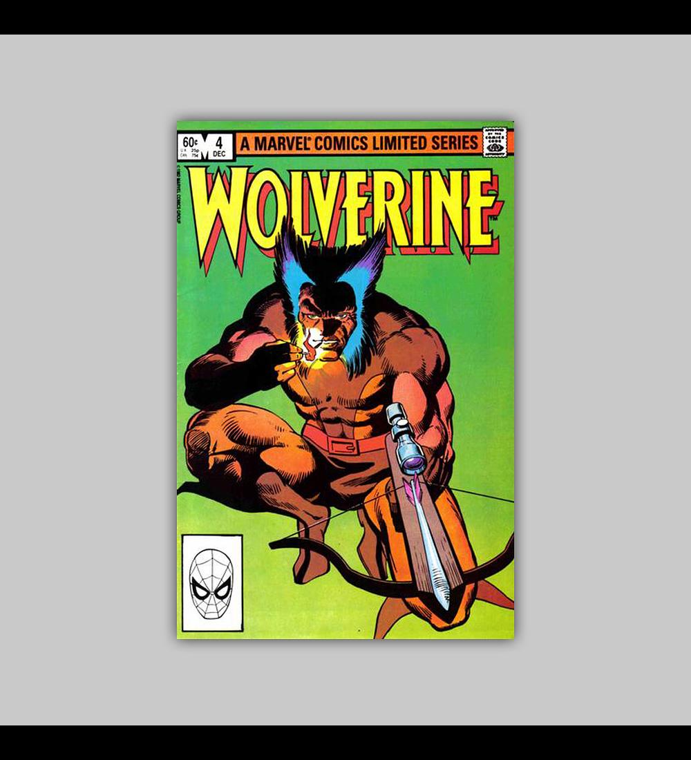 Wolverine 4 1982