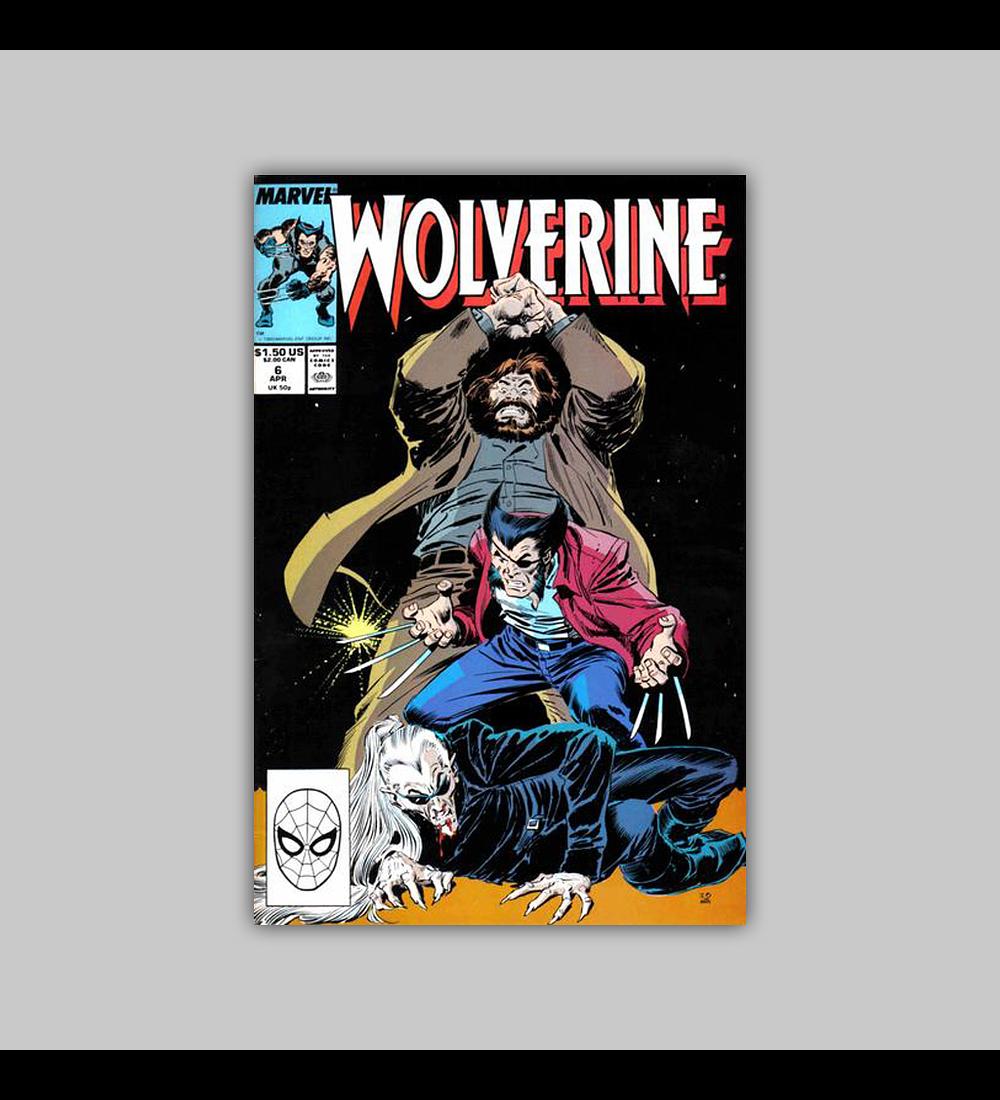 Wolverine 6 1989