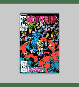 Wolverine 7 1989