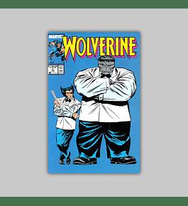 Wolverine 8 1989