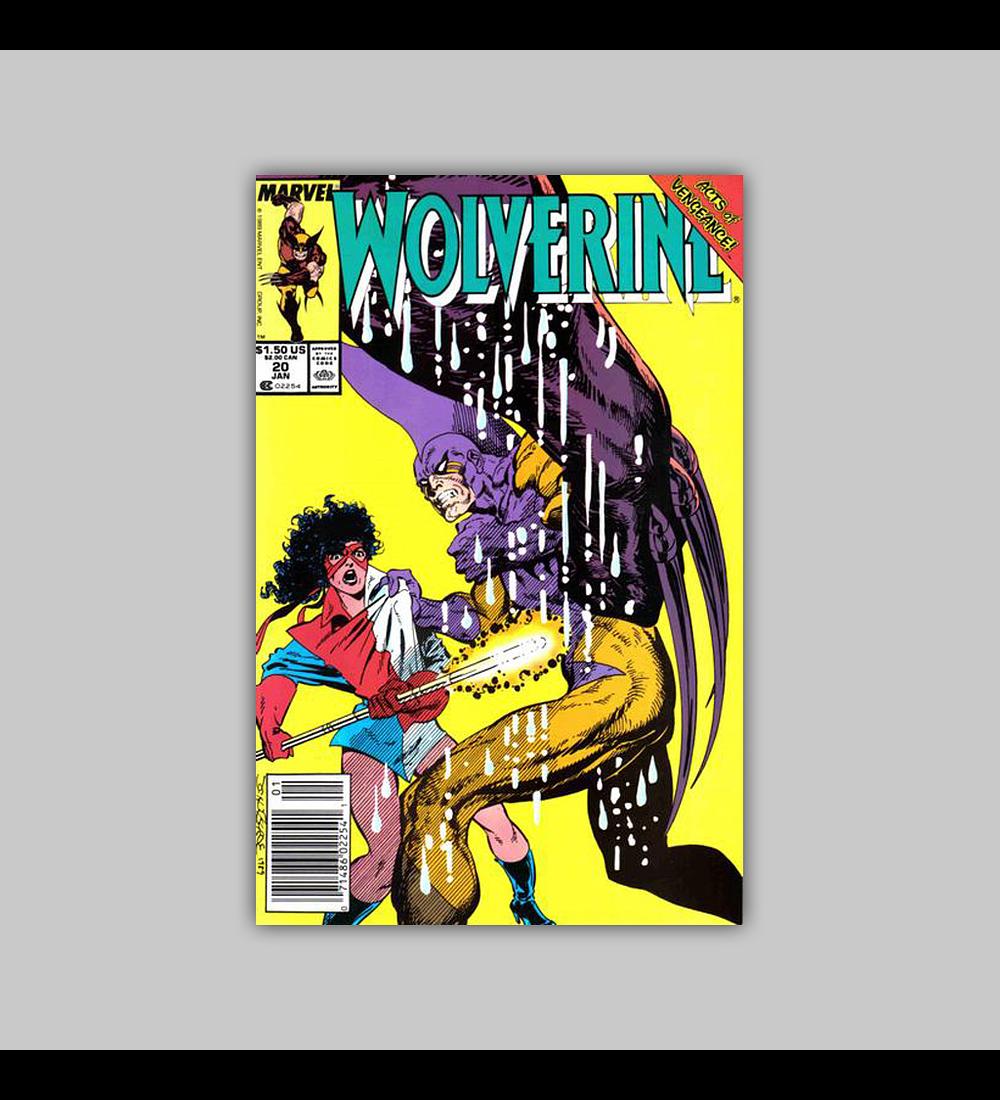 Wolverine 20 1990
