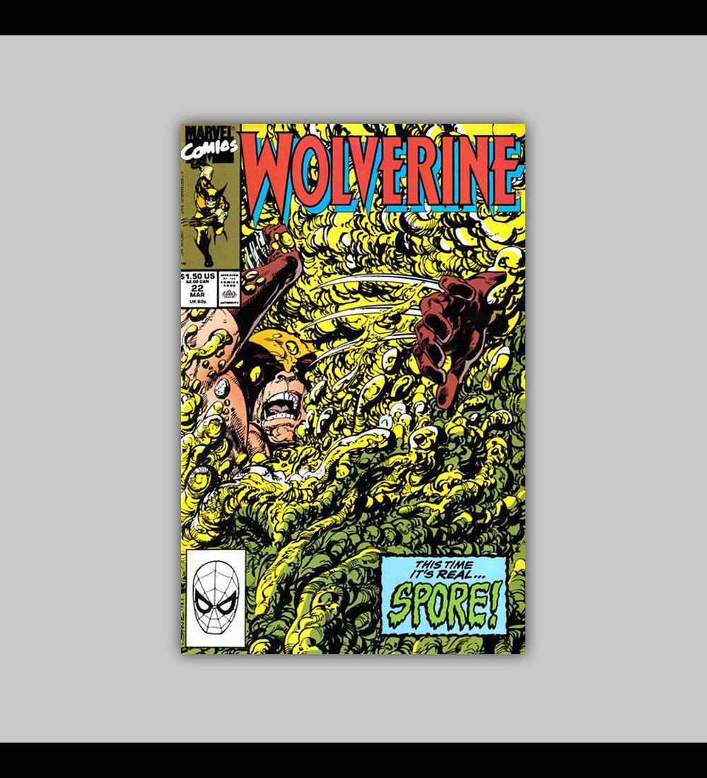 Wolverine 22 1990