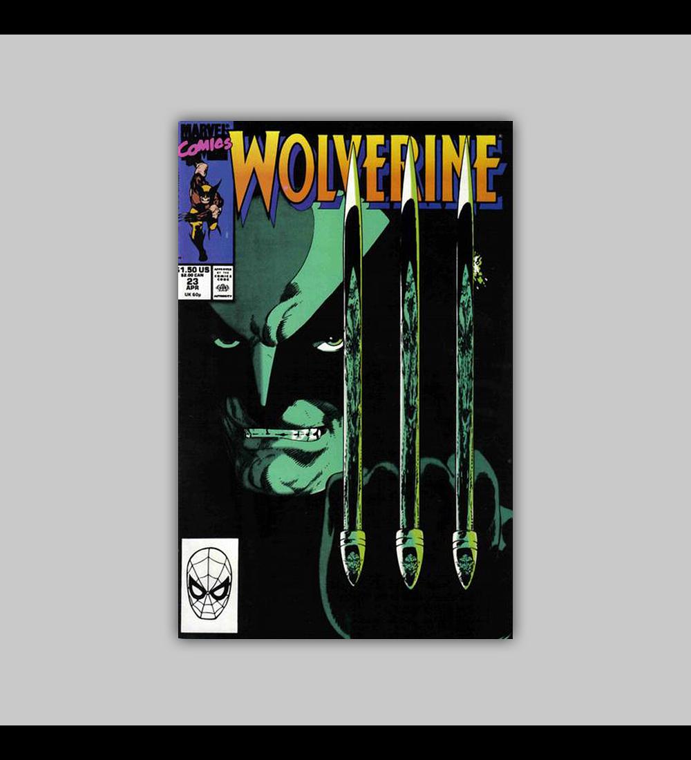 Wolverine 23 1990