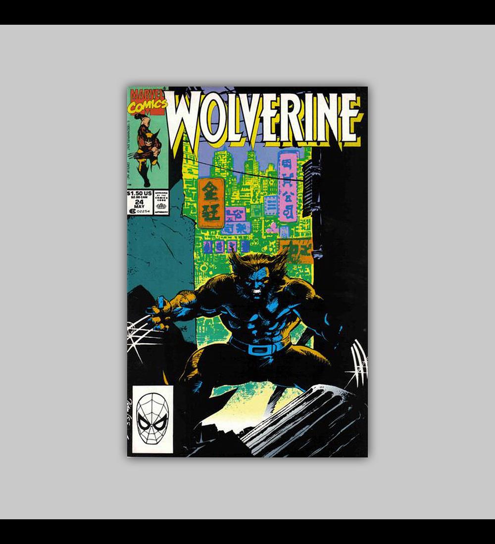Wolverine 24 1990