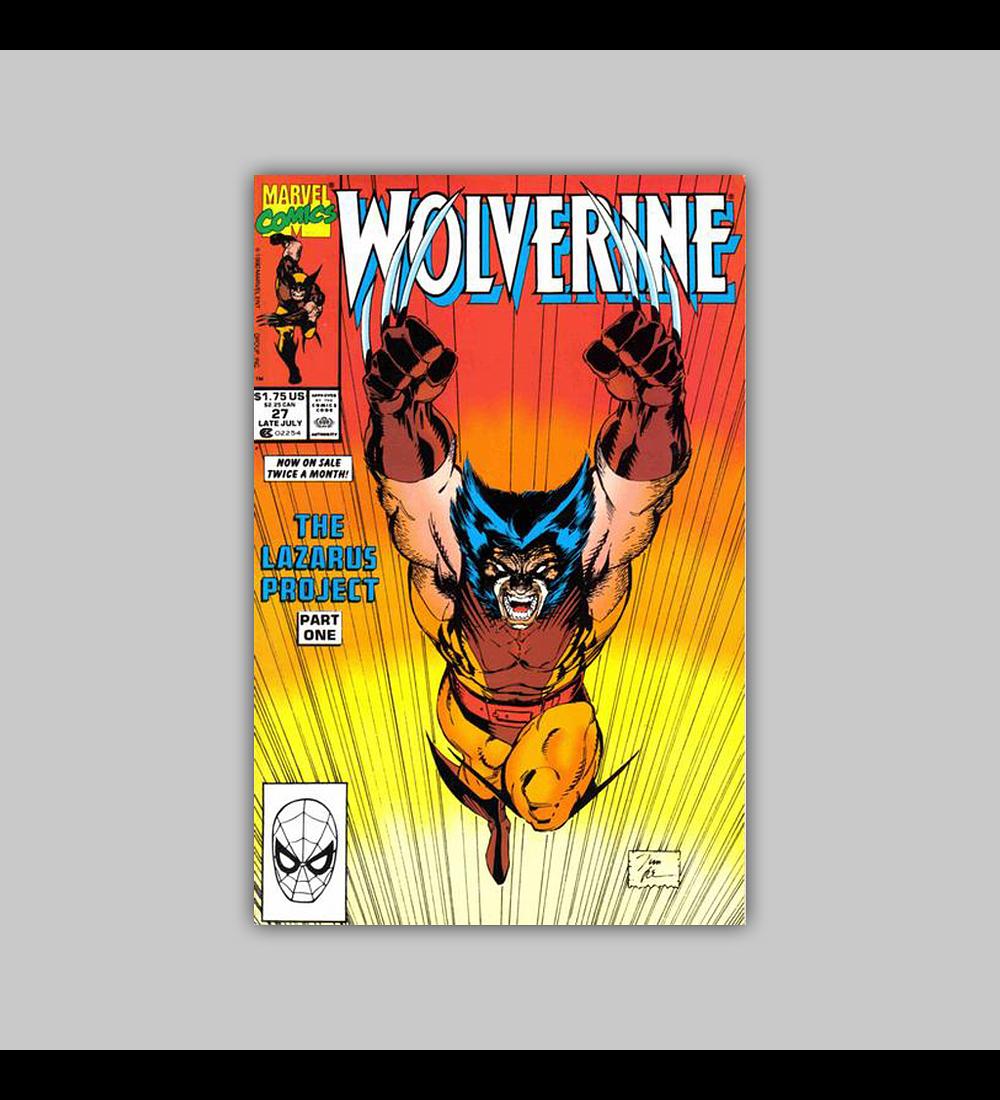 Wolverine 27 1990