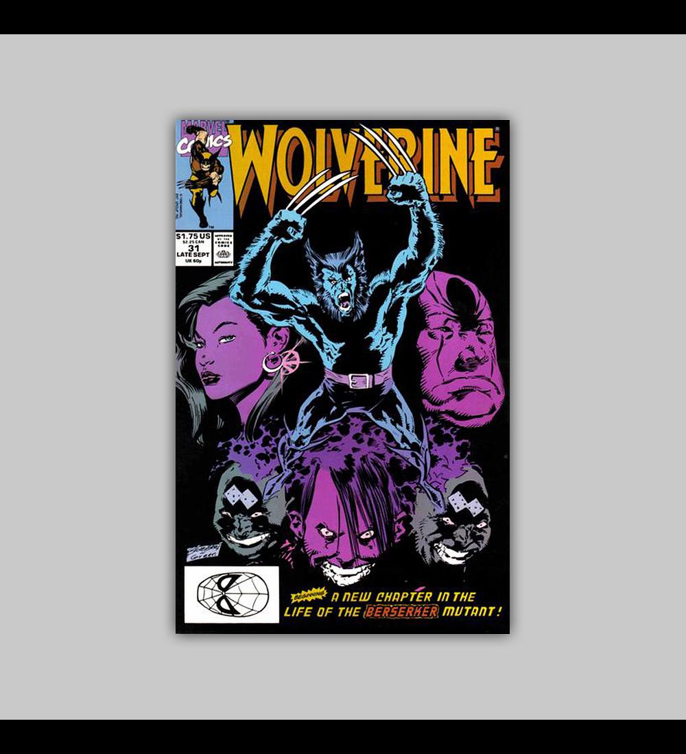 Wolverine 31 1990