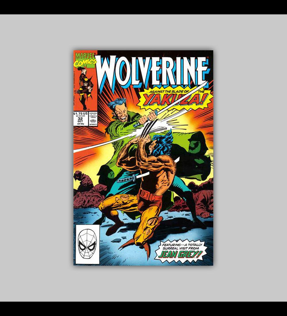 Wolverine 32 1990