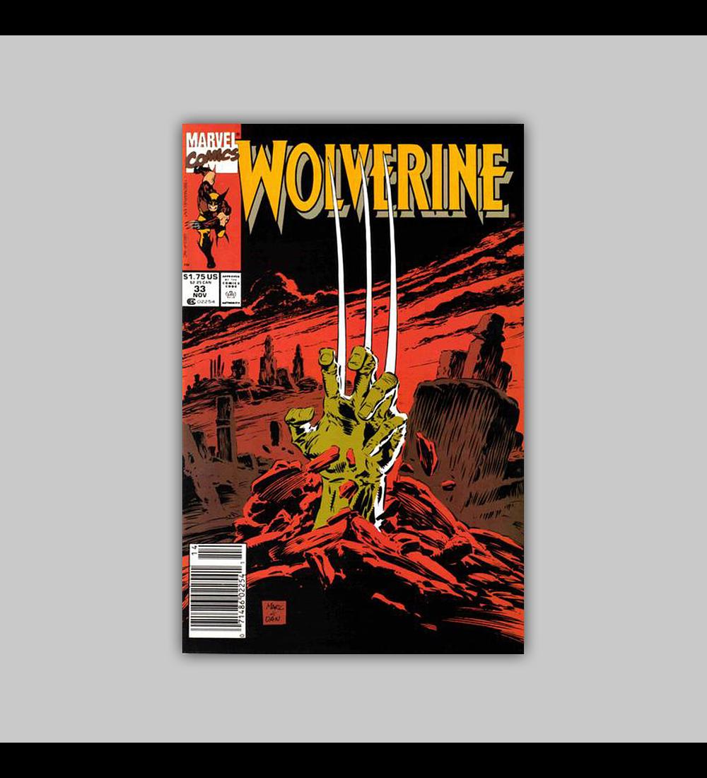 Wolverine 33 1990