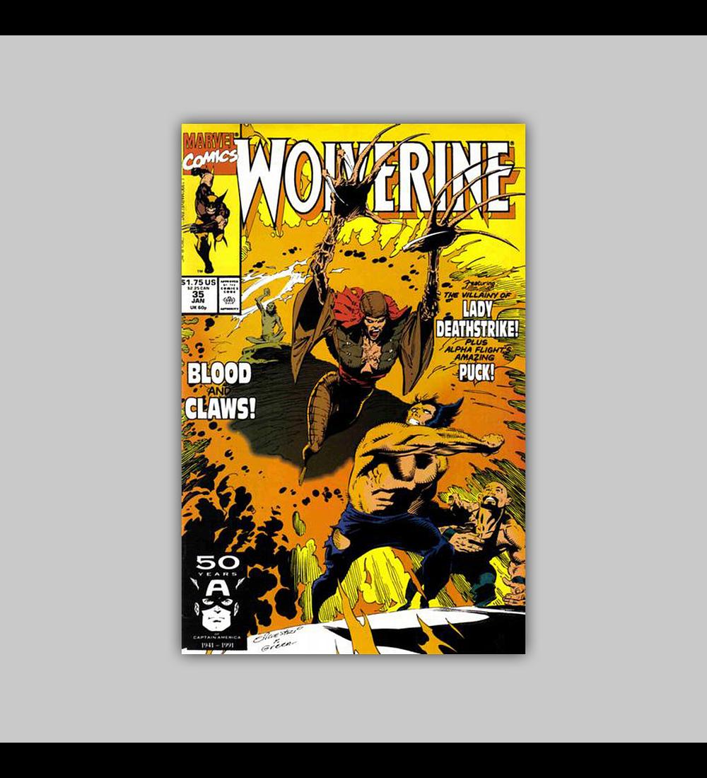 Wolverine 35 1991