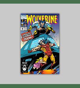 Wolverine 40 1991