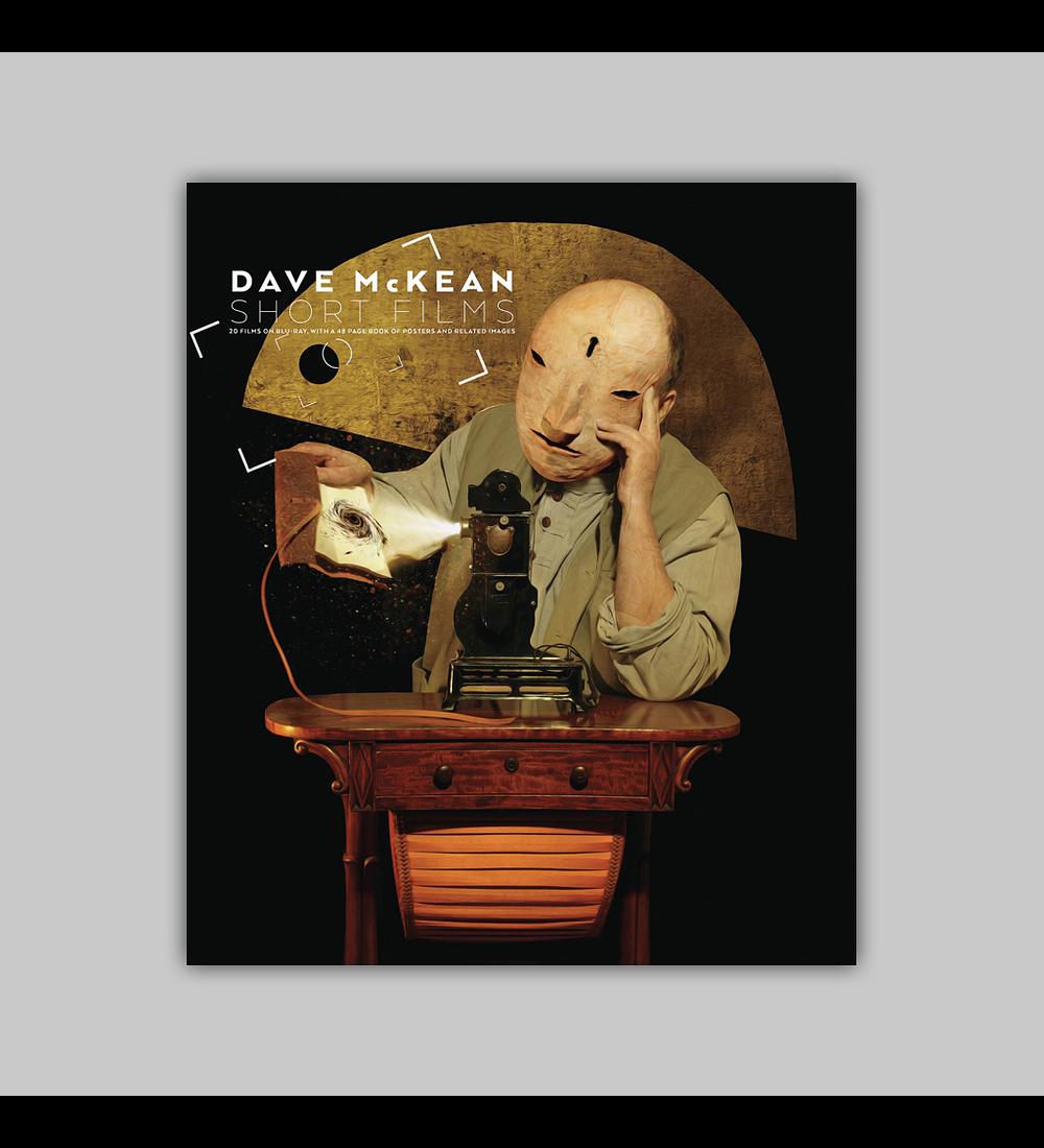 Dave McKean: Short Films HC 2018