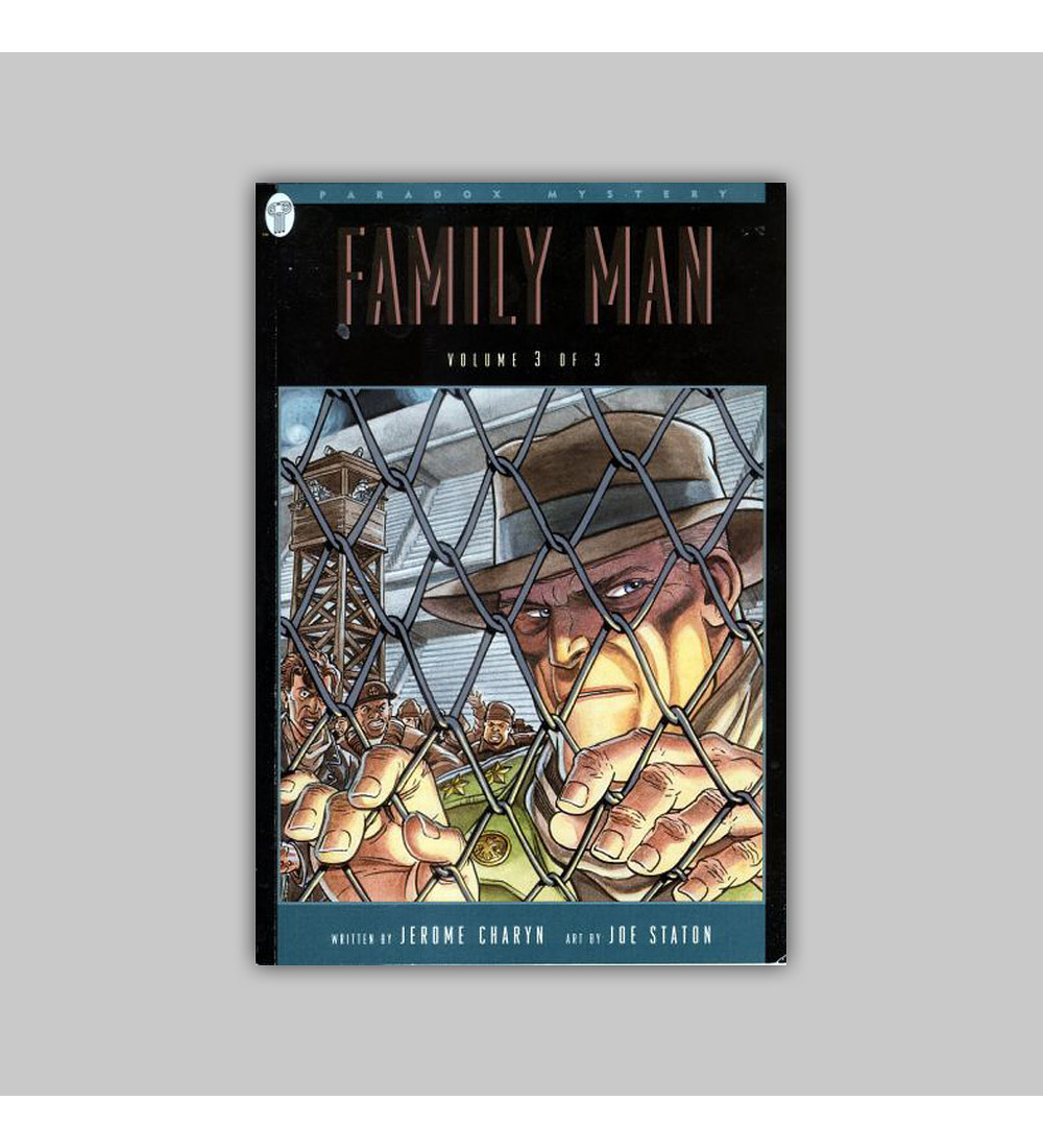 Family Man Vol. 3 1995