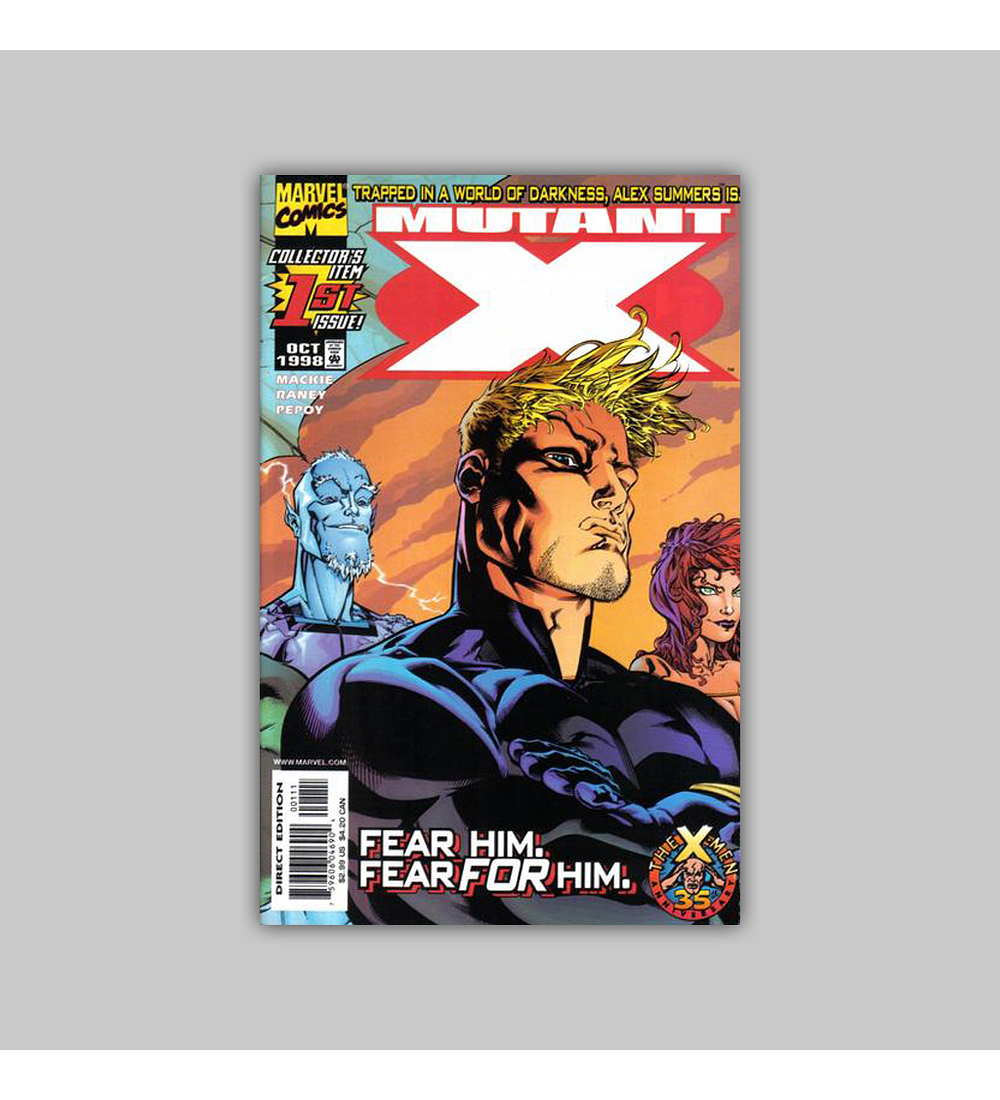 Mutant X 1 1998