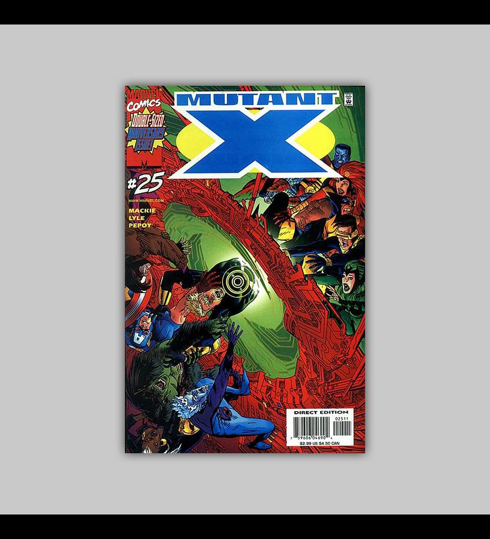 Mutant X 25 2000