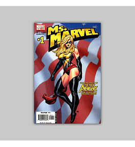 Ms. Marvel 1 2006